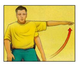 Los Angeles, West Hollywood, Beverly Hills Chiropractor Dr. Nick Campos Shoulder Abduction