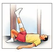 Torn meniscus, stretches- Beverly Hills chiropractor
